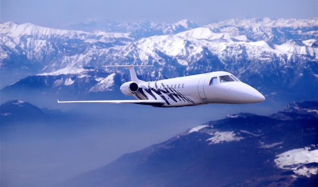 أفضل خمس وجهات يمكن زيارتها على متن طائرة خاصة