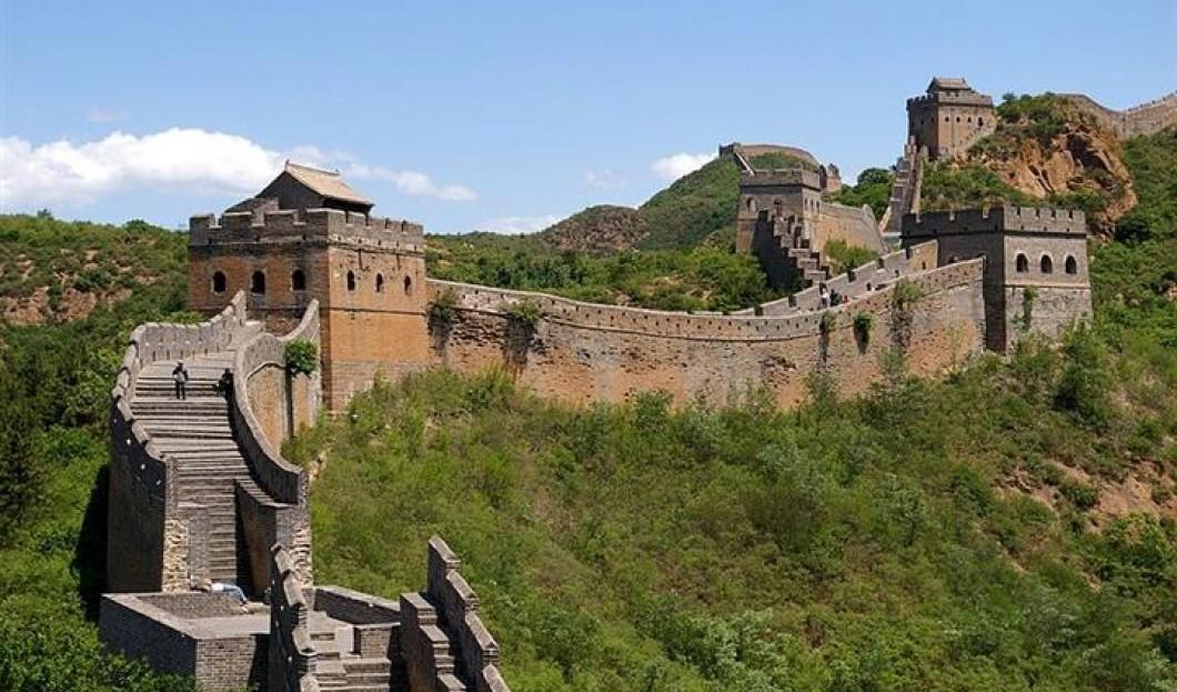2) سور الصين العظيم، الصين