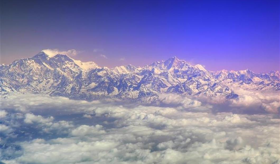 جنوب آسيا - جبال الهيمالايا