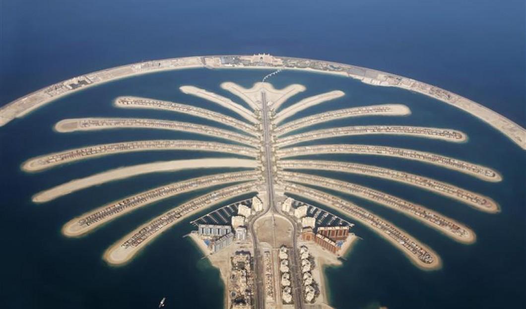 دبي، الإمارات العربية المتحدة - جزيرة النخلة جميرا