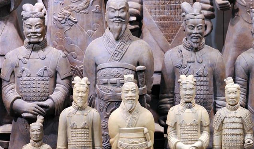 1. شيان  Xi'an