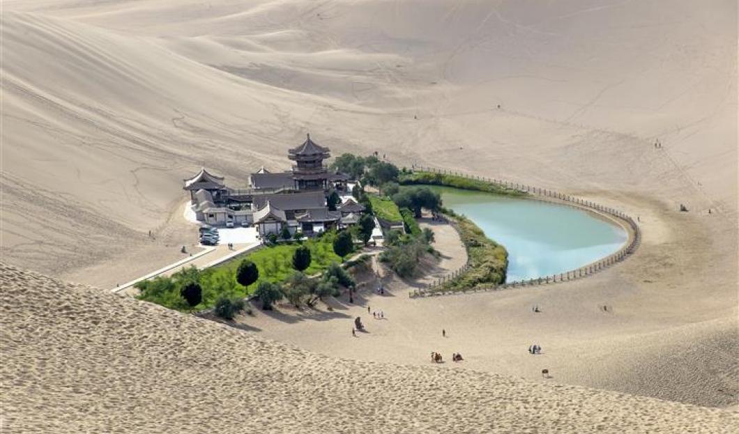 4. دونهوانغ Dunhuang