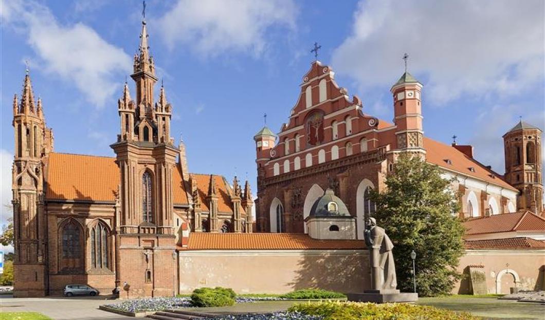 10 / فيلنيوس، ليتوانيا.