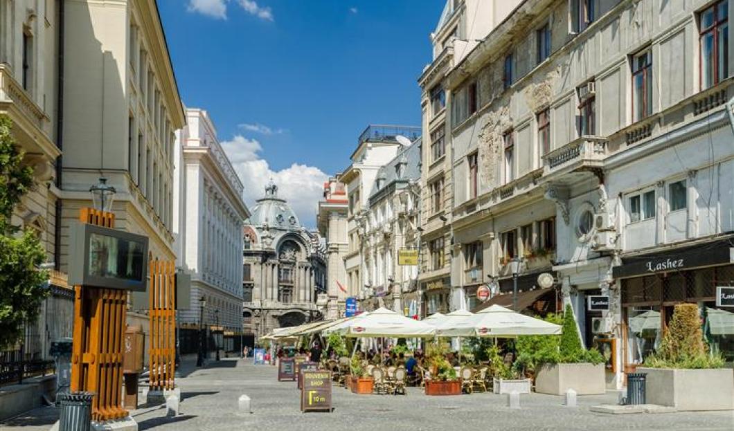 2 / بوخارست، رومانيا.