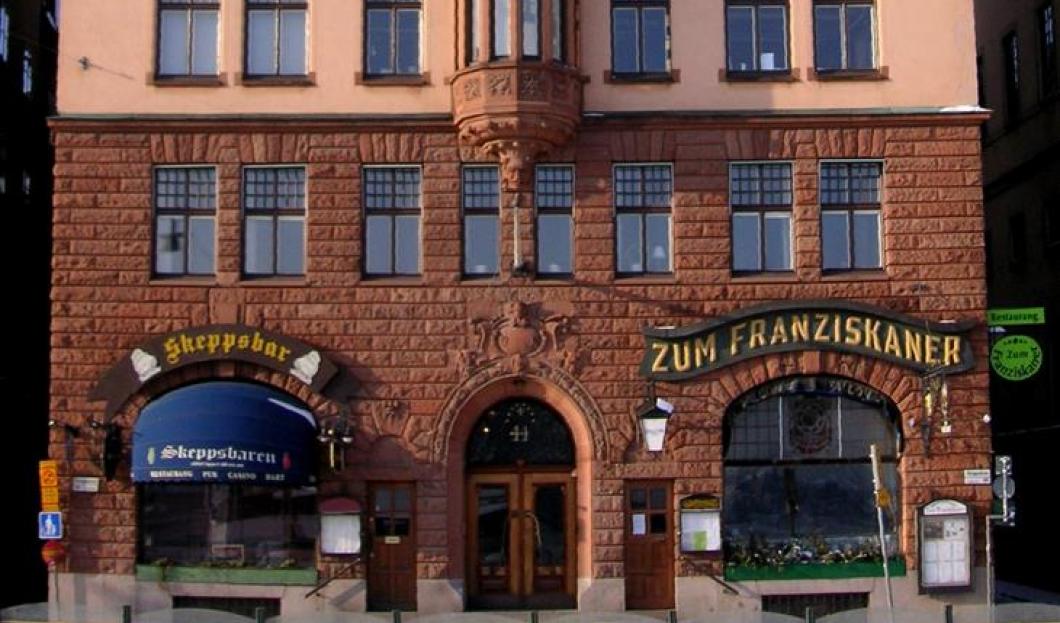 ZumFranziskaner في ستوكهولم، السويد.